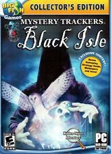 Mystery Trackers Black Isle PC Games Windows 10 8 7 Vista XP hidden object seek