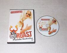 The Comedy Central Roast of PAMELA ANDERSON Uncensored EXCELLENT CONDITION f/s