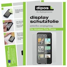 6x dipos Amazon Fire Phone matte Displayschutzfolie Antireflex Testsieger