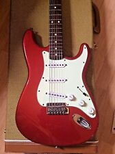 Fender Stratocaster Strat Custom guitar electric 62 reissue neck & case