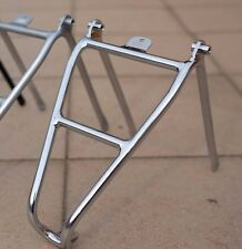 Brompton Aluminum Rear Q Rack Electroplated Glossy Silver (H&H)