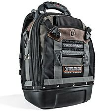 VETO PRO PAC TECH PAC TOUGH TOOL BAG: 56 TIERED POCKETS, 4 STORAGE PLATFORMS