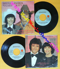 LP 45 7'' MIREILLE MATHIEU PATRICK DUFFY Together we're strong 1983 no cd mc dvd