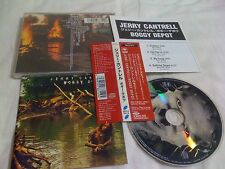 JERRY CANTRELL alice in chains / boggy depot /JAPAN LTD CD OBI