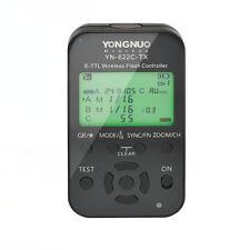 Emetteur/contrôleur sans-fil E-TTL Yongnuo YN-622C-TX pour Canon