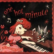 RED HOT CHILI PEPPERS - ONE HOT MINUTE - CD NEW SEALED 1995