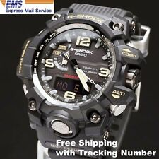 CASIO G-SHOCK MUDMASTER GWG-1000-1AJF Solar Radio New Men's Watch Made in Japan