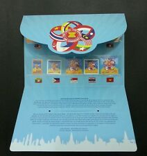 Malaysia Joint Issue Of ASEAN Community 2015 (folder set) MNH *10 Country *rare