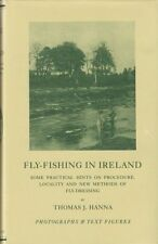 HANNA THOMAS ANGLING & FLY TYING BOOK FLY FISHING IN IRELAND TROUT FLIES bargain