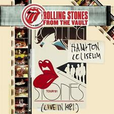 From The Vault-Hampton Coliseum Live In 1981 - The Rolling Stones (2014) 2CD/DVD