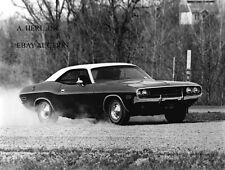 Dodge Challenger 1970 – introduction & debut new Dodge Challenger 1970 – photo 2