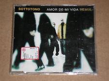 SOTTOTONO - AMOR DE MI VIDA REMIX - CD SINGOLO