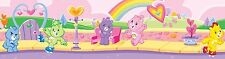 CARE BEARS 12' Wall Border Rainbow Cheer Wallpaper Decals Room Decor Sticker