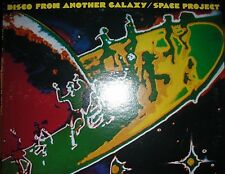 """SPACE PROJECT """"Disco From Another Galaxy"""" 12 Inch Vinyl LP Stereo VG+ RCA Promo"""
