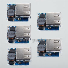 5x 5V 1A 1.2A Power Bank Battery Charger Board Lithium Charging Step UP Module