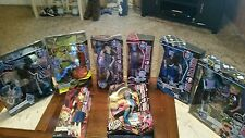 LOT OF 11 MONSTER HIGH DOLLS!!!  RARE LOT OF 10 BOY DOLLS AN 1 GIRL
