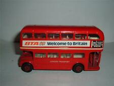 CORGI ROUTEMASTER THE BTA WELCOME TO BRITAIN LONDON TRANSPORT CLEAN NICE C PICS