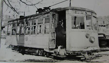 USA254 - BUTLER RAILWAYS Co - TROLLEY CAR No31 PHOTO - Pittsburgh USA