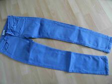 CHIPIE BEAU Jeans skinny perl bleu taille 25 top (vs 514)