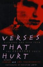 Verses That Hurt: Pleasure and Pain from the POEMFONE Poets Nicole Blackman Pap