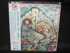 ATOMIC ROOSTER Made In England JAPAN SHM Mini LP CD Arthur Brown Colosseum