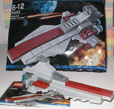 Lego 30053 Star Wars Republic Attack Cruiser OVP