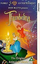 Thumbelina [VHS] [1994], Acceptable VHS, Jodi Benson, Gary Imhoff, Gino C, Don B