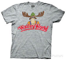 Vacation - Wally World Logo T-Shirt XL - Grey