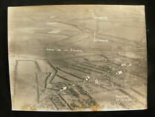 1918 RAF Series of 12 Aerial Photographs No.9 Sqn. - 2nd Battle of the Sambre