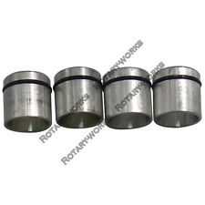 Aluminum Sleeve For Bosch Fuel Injector RX7 RX3 13B Rotary Engine 4 PCS
