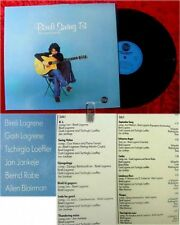 LP Bireli Lagrene Ensemble: Bireli Swing '81