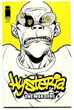 HYSTERIA ONE MAN GANG IMAGE NO. #2 (NM) UNREAD