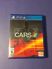 Project Cars for PS4 NEW