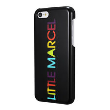 Little marcel snap case conçu pour Iphone 5c