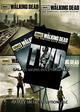 The Walking Dead Complete Season One-Six 1-6 DVD Bundle (26-Disc) 1 2 3 4 5 6