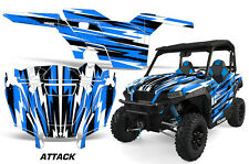 Polaris General 1000 AMR Racing Graphic Kit Decal UTV Parts Accessories ATTACK U