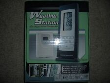 Wireless WEATHER STATION Indoor / Outdoor Thermometer temperature LaCrosse NEW