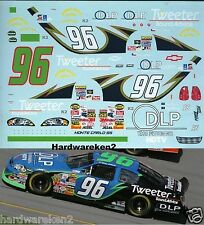 NASCAR DECAL #96 DLP-TWEETER 2006 MONTE CARLO SS TERRY LABONTE or TONY RAINES