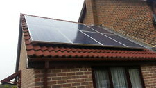 3KW SOLAR PANEL PV KIT SYSTEM  CHEAPEST IN THE UK AND ON EBAY