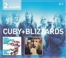 Praise The Blues / Live 68 Recorded - Cuby & Blizzards (2013, CD NEUF)2 DISC SET