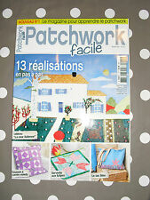 PATCHWORK Facile N°1