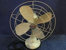 Vintage Retro Collectible Hunter Oscillating Fan 3 Speed