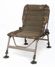 Fox R1 Camo Chair CBC060 Karpfenstuhl Carpchair Angelstuhl Stuhl Anglerstuhl