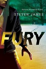 Blur Trilogy: Fury 2 by Steven James (2015, Paperback)