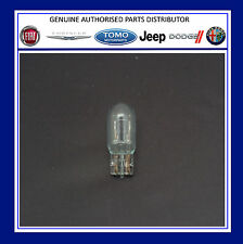 GENUINE Fiat 500 & 500C Daylight Running DRL / Sidelight Bulb 12V 21/5  71753190