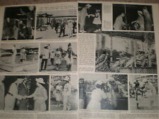 Photo article Queen Elizabeth II in Fiji 1963 ref Z4