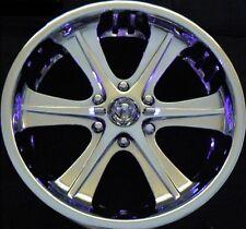 BlingX BlinX purple LED wheel lights lighting - 4 pack - NEW