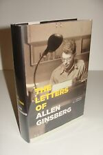 The Letters of Allen Ginsberg by Bill Morgan 1st/1st 2008 Da Capo Press HC