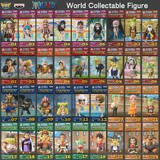 ONE PIECE WCF World Collectable Figure DONQUIXOTE FIGHT DRESSROSA SERIES SET