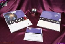SUN SOLARIS OS Version 8 - FULL SYSTEM - MEDIA CD + SOFTWARES - FOR SPARC